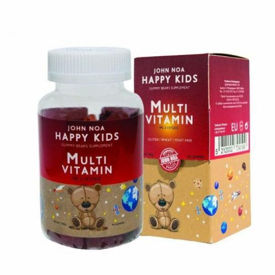 John Noa Happy Kids Multi Vitamin