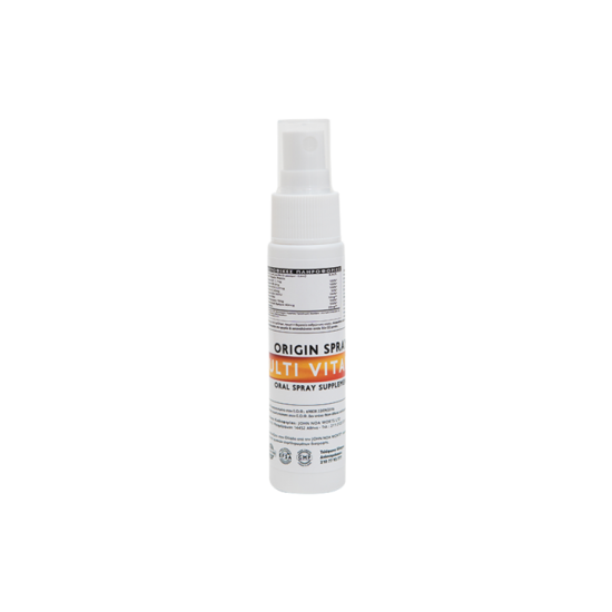 John Noa Origin Spray Multi Vitamin