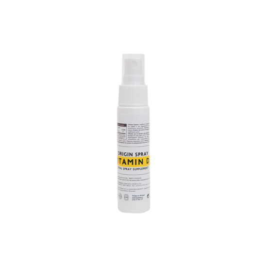 John Noa Origin Spray Vitamin D3